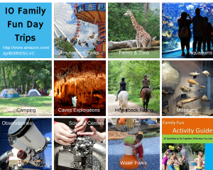 10 Family Fun Day Trips