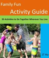 35 ideas on what to do for your next fun family activity!